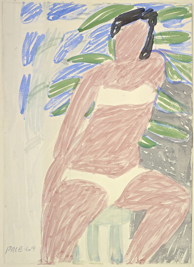 Stephen Pace, 'Untitled (69-W15)', 1969
