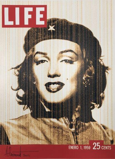 Adrian Rumbaut, 'Life: Marilyn', 2018