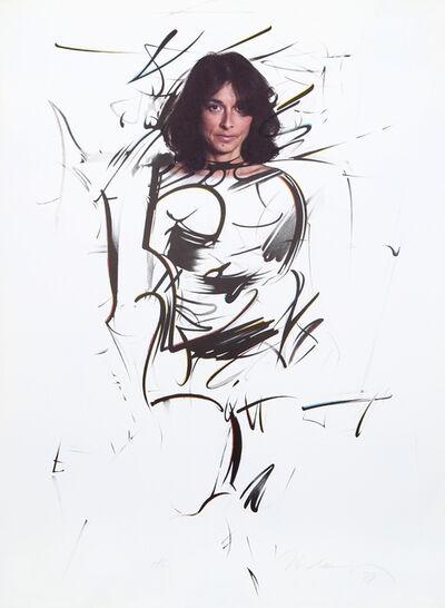 Mel Ramos, 'I Still Get a Thrill When I See Bill II', 1979