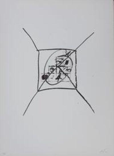 Antoni Tàpies, 'LLambrec 9', 1975
