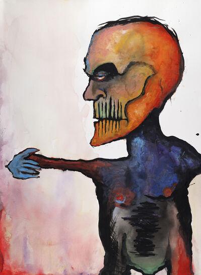 Marilyn Manson, 'I've got my arm around no one', 2005