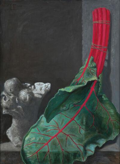 Volker Stelzmann, 'Mangold und Koralle'