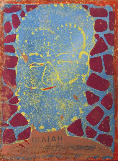 Isaiah Zagar, 'Dreaming of Mosaics', 1984