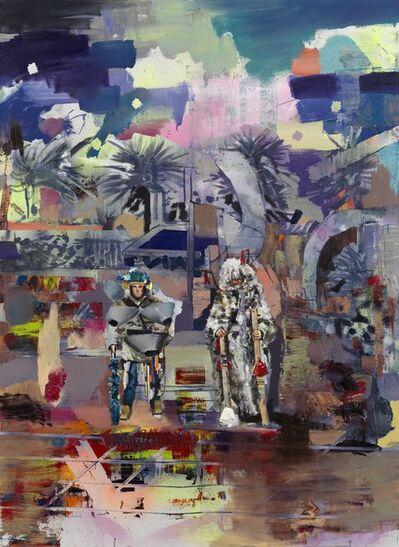 Marius Bercea, 'Ethnographic aliens', 2015