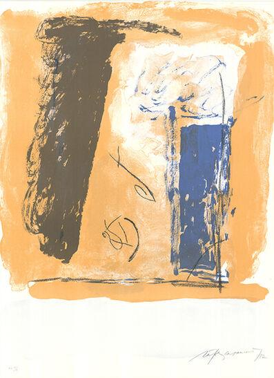 Albert Ràfols-Casamada, 'Composition 51', 1992