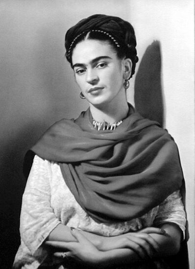Nickolas Muray, 'Frida Kahlo', 1939