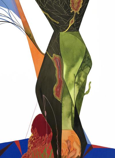 Herbert Baglione, 'Untitled #1', 2017