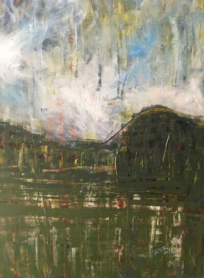 Stephen Tessier, 'Laurentians Greenery', 2017
