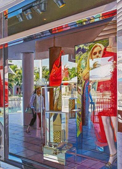 Tom Blackwell, 'Linda at Waterside Shops, Naples, FLA.', 2013