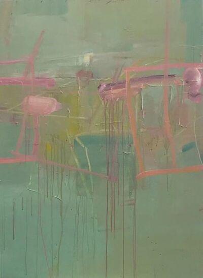 Liu Jian 劉堅, 'Abstract 8', 2018