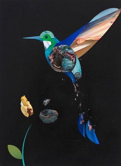 Ryan Hewett, 'Hummingbird II', 2017-2018