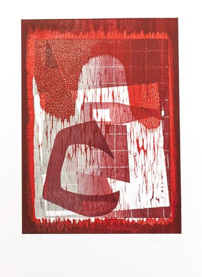 Charline von Heyl, 'Untitled #1', 2012