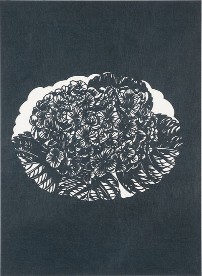 Risa Fukui, 'Hydrangea', 2011