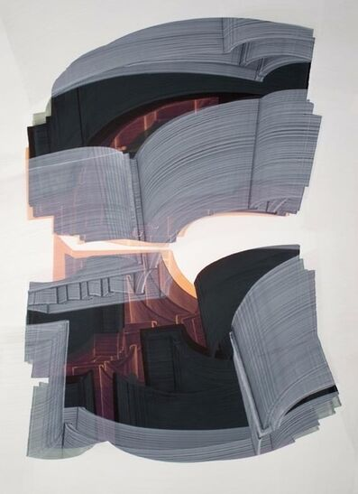 Sergio Barrera, 'Veiled Chameleon #23', 2012