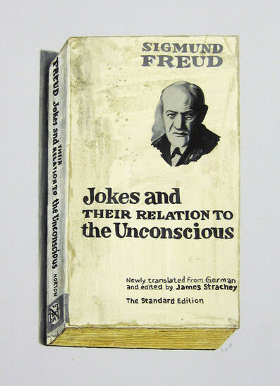 Richard Baker, 'Jokes and Their Relation to the Unconscious', 2015