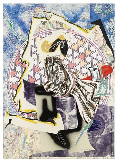 Frank Stella, 'The Great Heidelburgh Tun', 1988