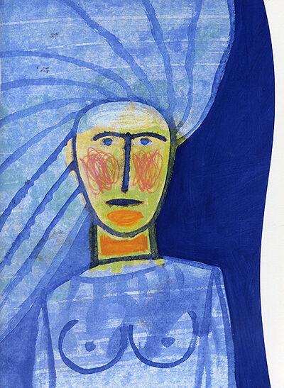 Mimmo Paladino, 'Pinocchio I', 2005