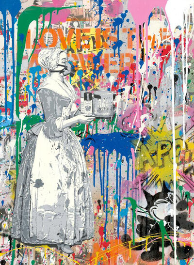 Mr. Brainwash, 'House Special', 2019