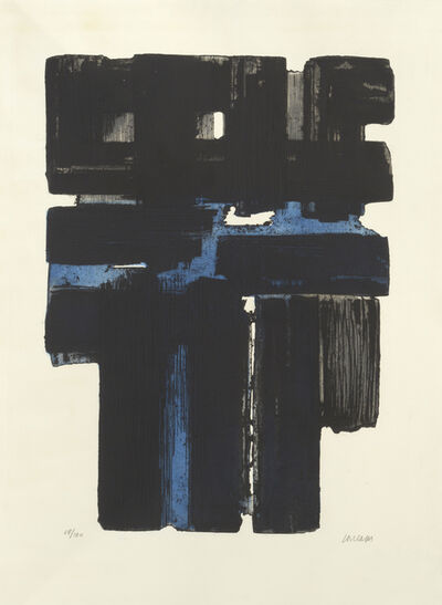 Pierre Soulages, 'Eauforte No 10', 1957