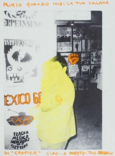 Franco Angeli, 'Untitled', 1968