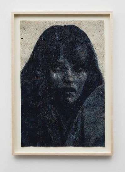 Adam Helms, 'Untitled (Zombie/Mnemosyne/Blue)', 2014