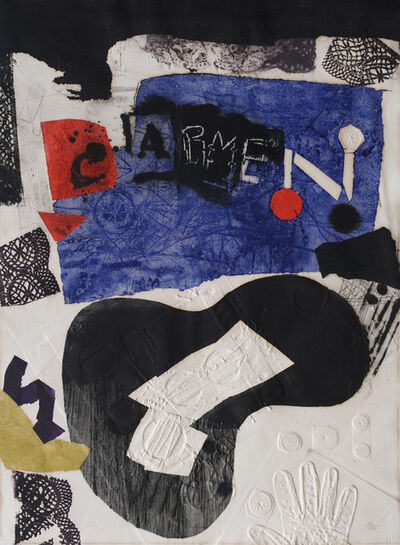 Antoni Clavé, 'Carmen', 1978