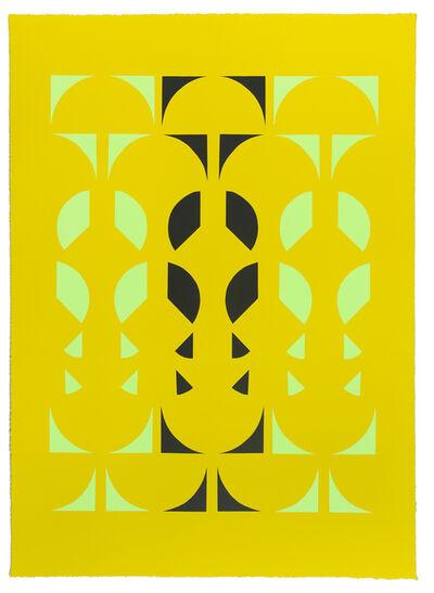 Emily Joyce, 'Third of May, Yellow', 2013