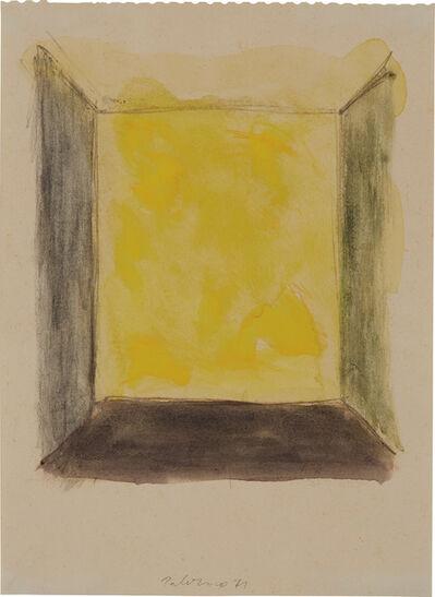 Palermo, 'Ohne Titel', 1971