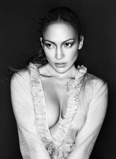 Stephanie Pfriender Stylander, 'Jennifer Lopez, Newsweek', May 1999