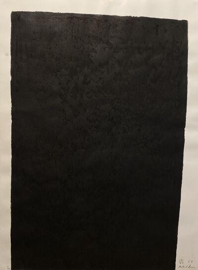 Richard Serra, 'Rue Ligner', 1989