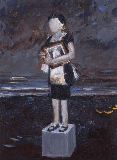 Toru Kuwakubo, 'Citizen with the White box', 2008