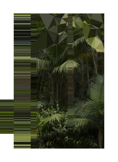 Fernando Velázquez, 'from the series Pattern Recognition, #a_ 100', 2017