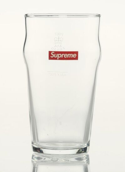 Supreme, 'Pint Glass', 2013