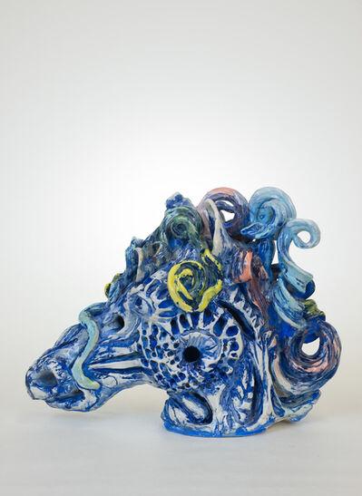 Kremena Lefterova, 'Blue Mare', 2013