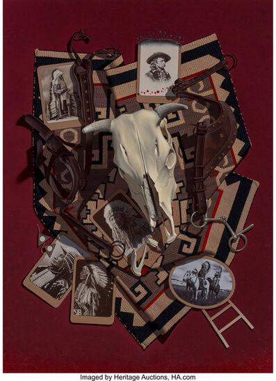 Gary Thomas Erbe, 'Red Horizon', 2004
