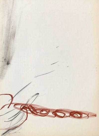 Antoni Tàpies, '1960s Antoni Tàpies lithograph (Derriere le Miroir)', ca. 1967