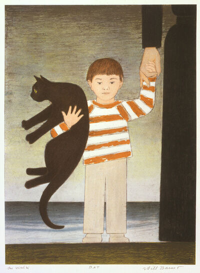 Will Barnet, 'The Walk', 2002
