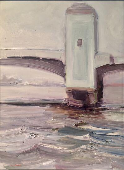 Michael Longo, 'Shark River Inlet Winter #1', 2019