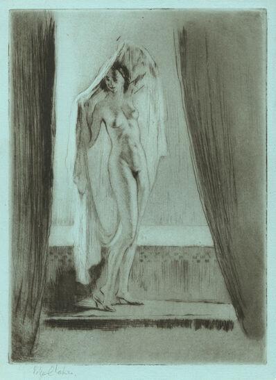 Edgar Chahine, 'Après le Bain', 1930