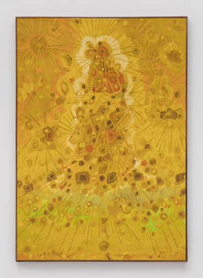 Lee Mullican, 'Ascension', 1967