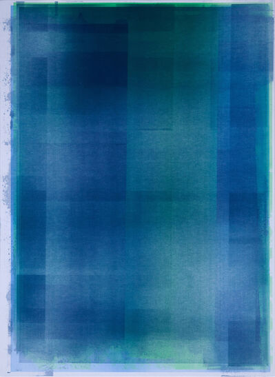 Jonathan Forrest, 'Blue Light Falls', 2018