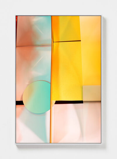 Lydia Wegner, 'Yellow Corner', 2019