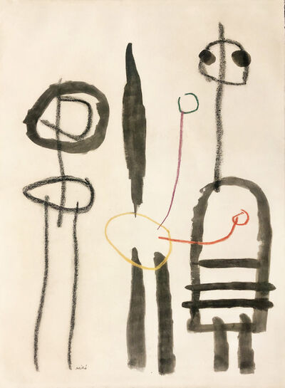 Joan Miró, 'Untitled', 1949