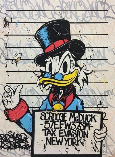 Opake One, 'Scrooge', 2020