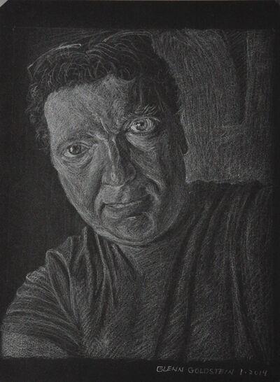 Glenn Goldstein, 'Self Portrait', 2020