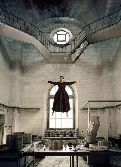 Marina Abramović, 'Levitation of Saint Teresa.', 2010
