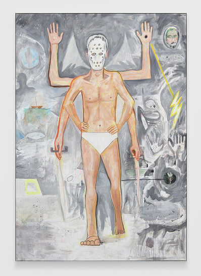 Jason Fox, 'The Head Of', 2019