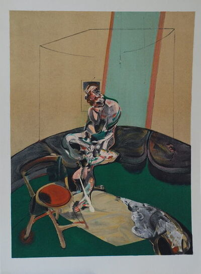 Francis Bacon, 'DLM 162', 1966