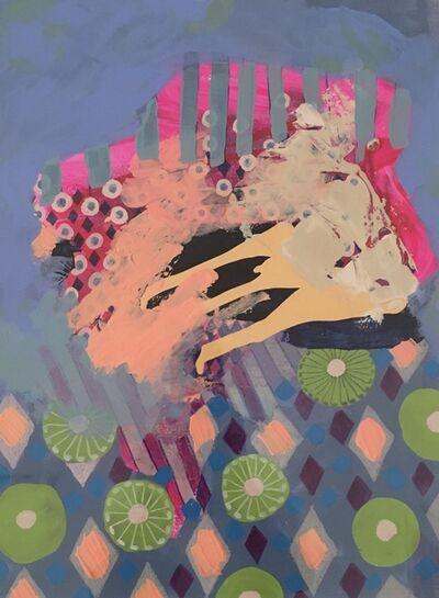 Ana Rodriguez, 'Untitled (Lapis)', 2019-2020