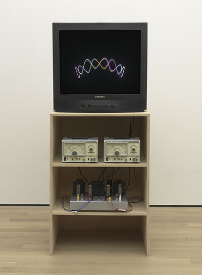 Nam June Paik, 'TV Crown', 1999